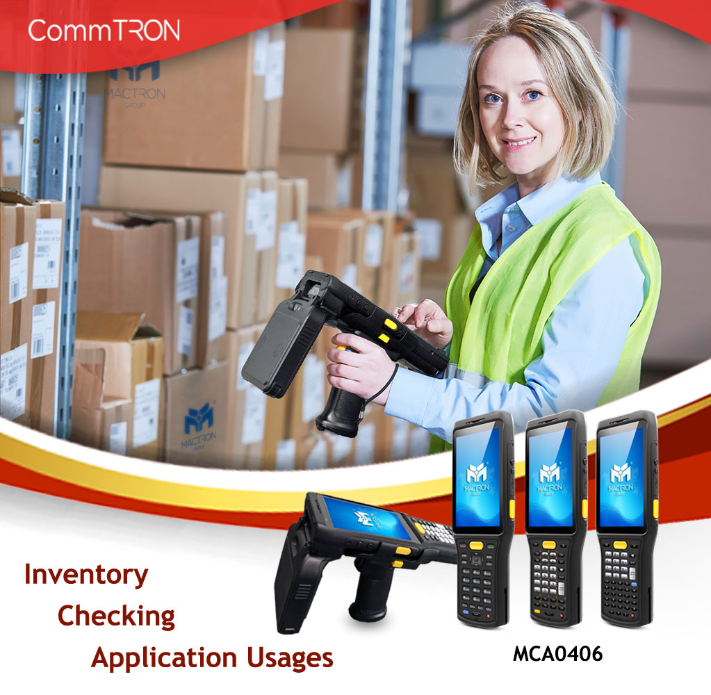Inventory Checking Application Usages