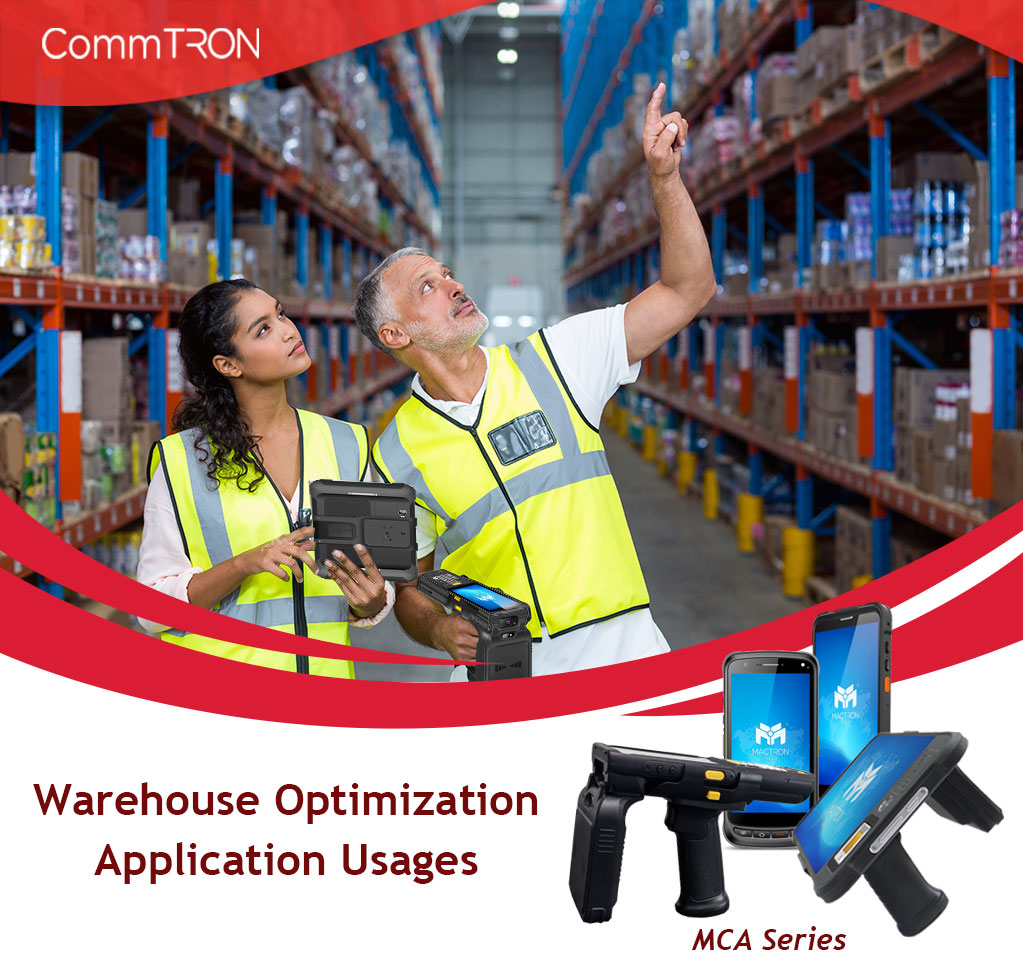 MACTRON GROUP (MTG) Makes Your Warehouse Smarter