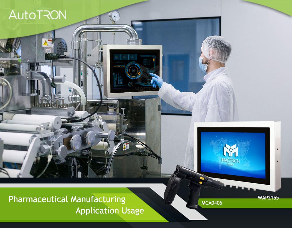 Pharmaceutical Manufacturing Application Usage